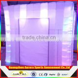 New Desigh Inflatable Photo Booth Tent With Inflatable Portable Photo Booth can be Customized For Sale