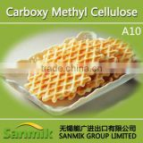 SODIUM CMC Carboxy Methyl Cellulose for food additive