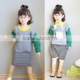 S65646A new winter sweater all-match baby children's wear turtleneck sweater