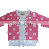 GIRLS ACRYLIC SWEATER