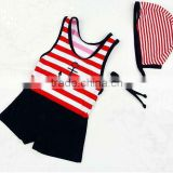 Baby Red White Strips Navy Baby Swimwear - Kids' Bathing Suit Boys Swimwear Boys SwimSuit