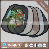 custom design car sunshade,use for car foxwing windshield sunshade retractable awnings caravan
