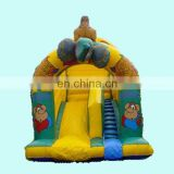 tarzan Inflatable Slide