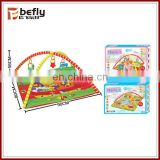 ECO-material cartoon baby mat toy