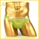 Many colors available boxer briefs transparent men's sexy underwear