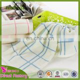 Super Soft Tartan Design 100% Cotton Terry Towel