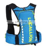 Outdoor sports bag 10 l male recreational cycling shoulders tourism bag