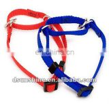 double sided design woven dog collar & dog leash