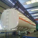 Petrol tanker semi trailer for gasoline transport oil tanker trailer best price