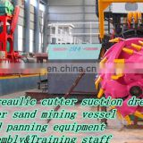 Sand Digging Pump Dredger