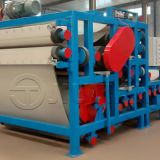 Brewer Spent Grain Belt Dewatering Machine