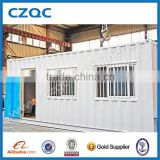 20 feet container house / shipping container house as cafe office , workshop , dormitory