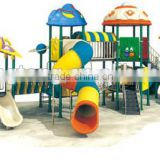 rotational mould for rotomoulded plastic kids spiral slide