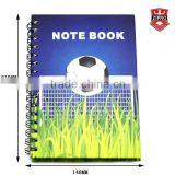 hard cover notebook football spiral notebook spiral notebook a5                                                                         Quality Choice