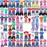 baby summer teen girl clothing set AG-CSS List 2
