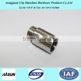 Dongguan factory manufacturer stainless steel extension nipple, reducing pipe nipple