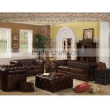 classic chesterfield sofa replica/cheap chesterfield sofa/leather chesterfield sofa