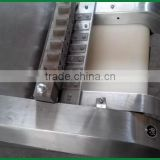 frozen meat slicer cutter machine / poultry meat bone cutter / pork chop cutting machine