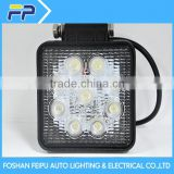 27w led working light super bright led work light for rechargeable led magnetic work light