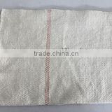 white cotton wiping rag floor wiper rags