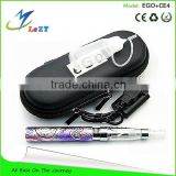 Electronic cigarette wholesale ego t ce4 blister pack high quality ego t ce4 with the lowest price