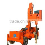 High Efficient rotary pile drilling rig
