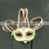 princess masquerade mask of Venice Halloween party beauty personality half face mask butterfly