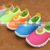 Korean children's candy colored casual shoes Non slip breathable children's shoes