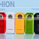 5200mah portable mobile power bank For Mobile Phone multi battery 18650 kit portable phone charger