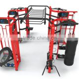 multifunction machine / 360 synergy equipment /Gym Equipment / Fitness Equipment / Cross fit Synergy TZ-360XL