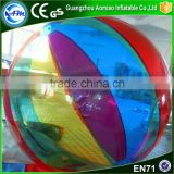 High quality inflatable colorful water zorb ball water walking ball,water ball for rental                                                                                                         Supplier's Choice