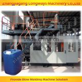 plastic making machine price for hdpe barrel, drums, bottle, cans, pot