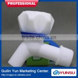 Brand new white +red kitchen-furniture plastic faucet with high quality