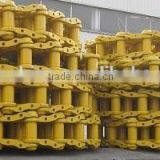Kobelco Track Link Chain Parts Assembly for Excavator and Bulldozer