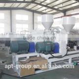 Two-color PP/PS Sheet Extrusion Line/Plastic extruding machine for thermoforming(AB/ABA/ABC)