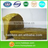Grade one Refined beeswax for cosmetic