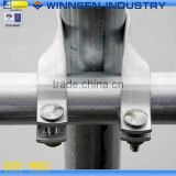 Aluminum Cross Pipe Fitting Make Greenhouse Stronger YS24079