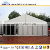 Aluminum alloy frame tent with glass wall                                                                         Quality Choice
