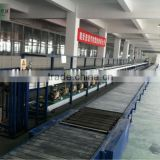 Refrigeration equipment line and plant assembly line,Industrial refrigeration equipment line