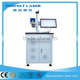 20W 50W 3D Curve Surface Dynamic Focusing Fiber Laser Marking Machine for iphone imei code