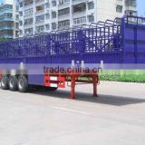 DTA 9308CXY strong box trailers semi-trailer lpg, fuel, water,chemical ,box full trailer