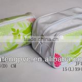 2013 Audit Factory Hot Sale Popular PU Cosmetic Packaging Bag