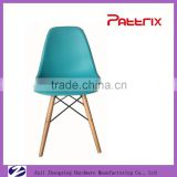 AH-4002 Hotsale Fancy Beech Wood Plastic Dining Chair Modern Room Furniture                                                                         Quality Choice