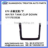 FOR BMW X5 E70 07-08 17117533538 WATER TANK CLIP DOWN