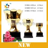 classic cup trophy medal,bowl shaped crystal award trophy,custom made trophy