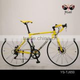 hi-ten A13 steel/cr-mo steel/aluminum alloy 6061/T700 torayca carbon fibre name brand racing bike bicycle