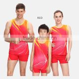 Training & Jogging Wear custom sleeveless new design track suit athletics team uniform jogging suits wholesale                                                                         Quality Choice