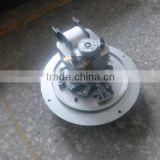 combustion fan for wood pellet stove