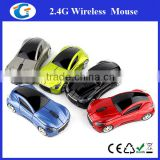 2.4Ghz Computer Wireless USB Mouse Car Shape                                                                         Quality Choice