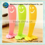 lovely plastic shoe horn/standing shoe horn/telescopic shoehorn/shoe horn